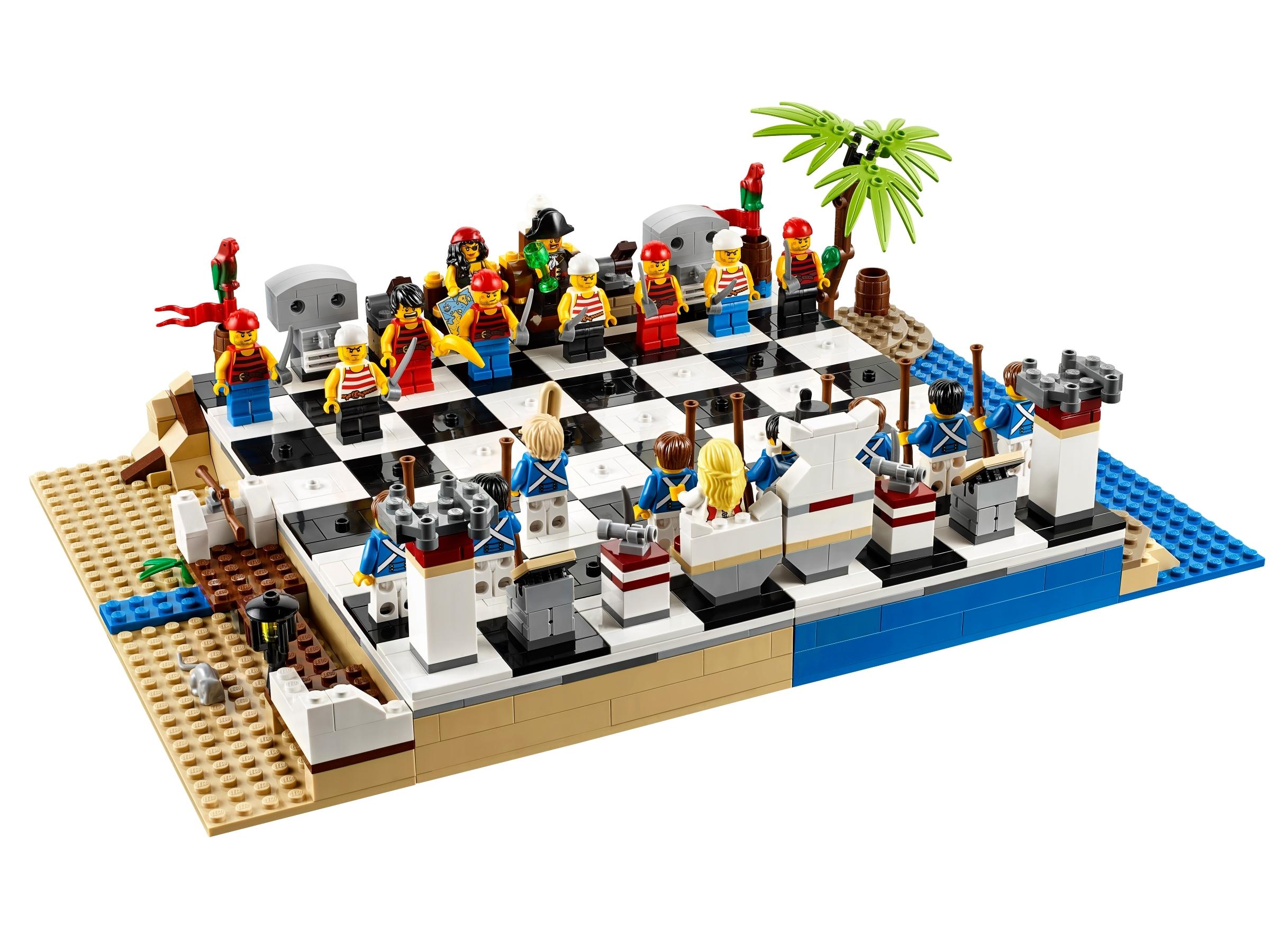 40158 Pirates Chess Set Imperial pi176 NEW LEGO Chess King minifigure