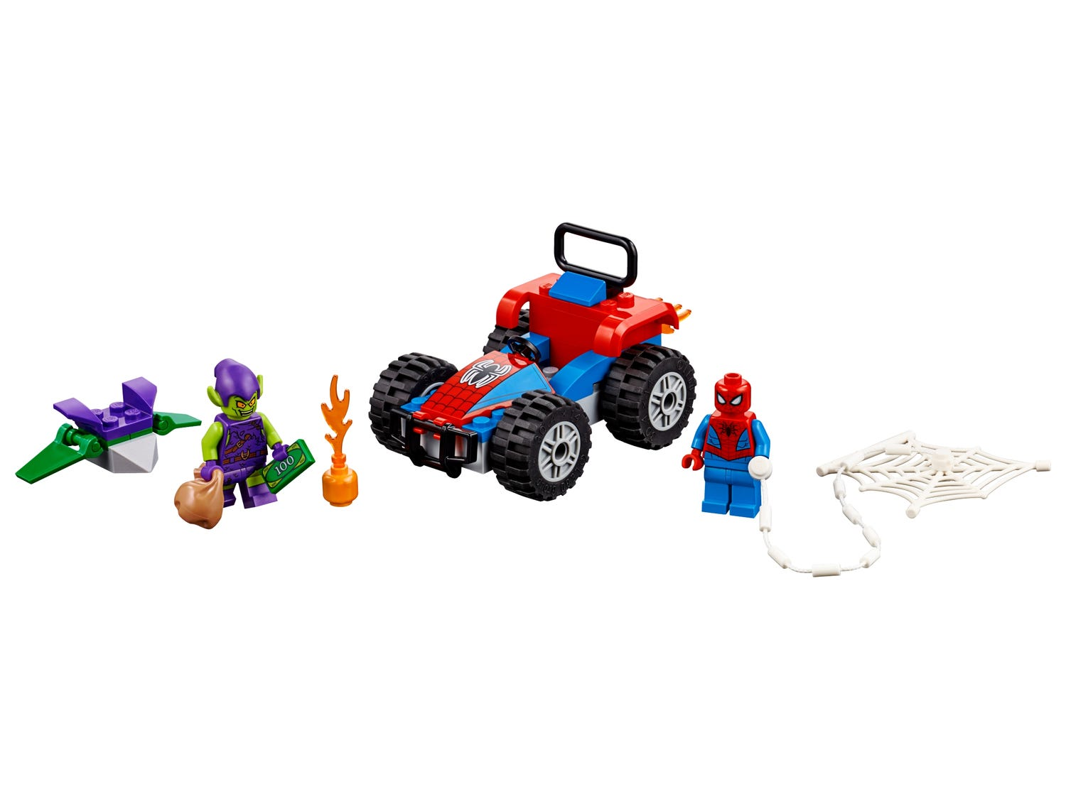 Spider Man Car Chase 76133 Marvel Buy Online At The Official Lego Shop Us