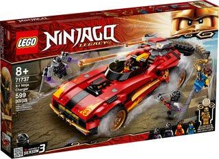 Le chargeur Ninja X-1