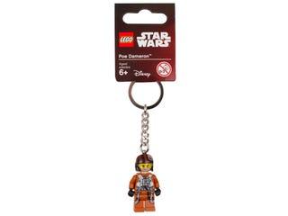 LEGO® <i>Star Wars</i> Poe Dameron™ Key Chain