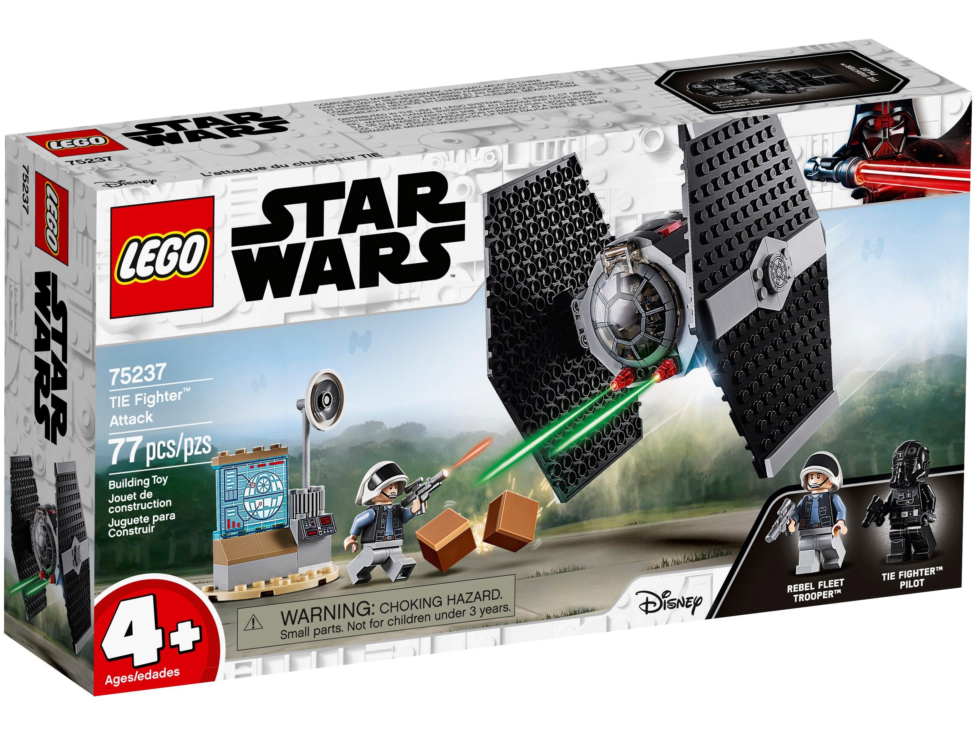 LEGO STAR WARS 75237 TIE Fighter™ Attack Trooper und Piloten N1//19