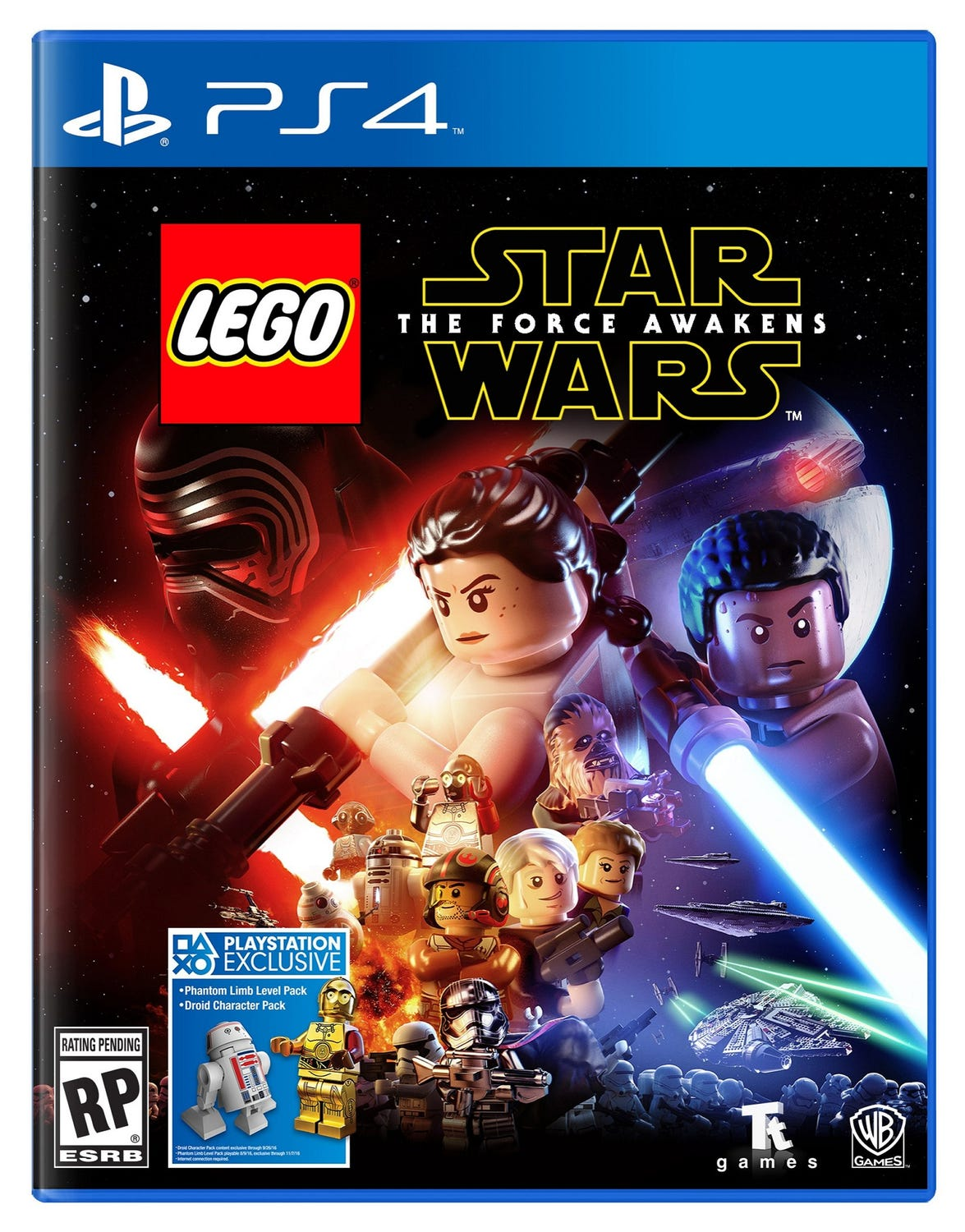 LEGO® Star Wars™: The Force Awakens PLAYSTATION® 4 Video Game
