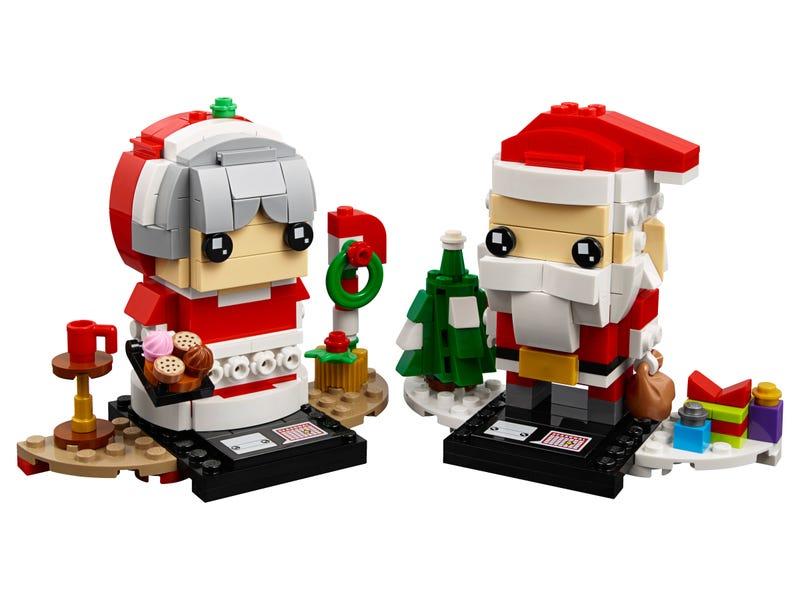 Le père et la mère Noël