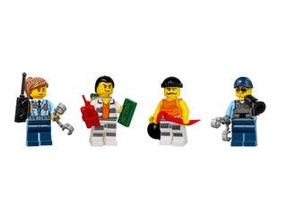 LEGO® City Prison Island Accessory Pack