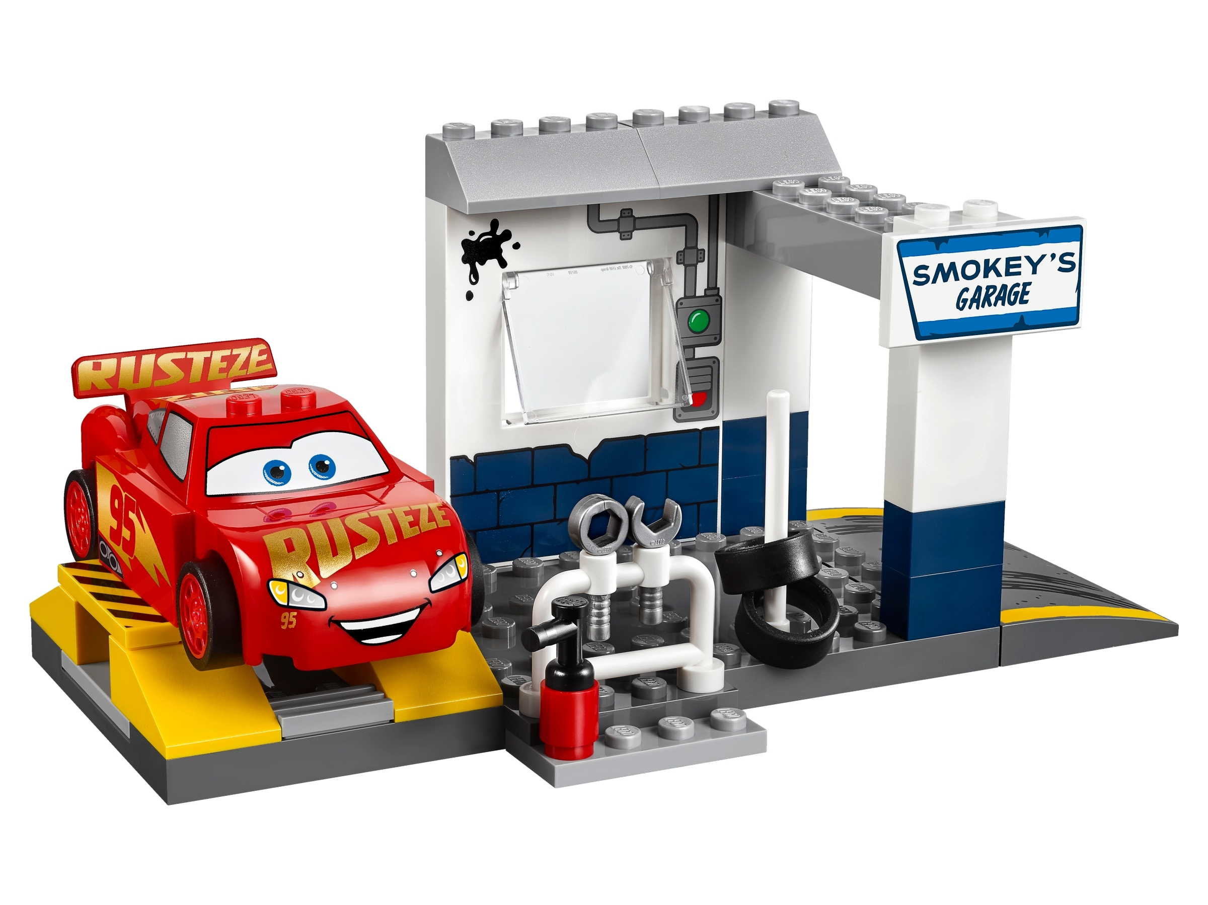 Smokey S Garage 10743 Juniors Buy Online At The Official Lego Shop Us