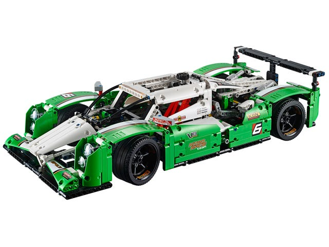 24 Hours Race Car 42039 Technic Buy Online At The Official