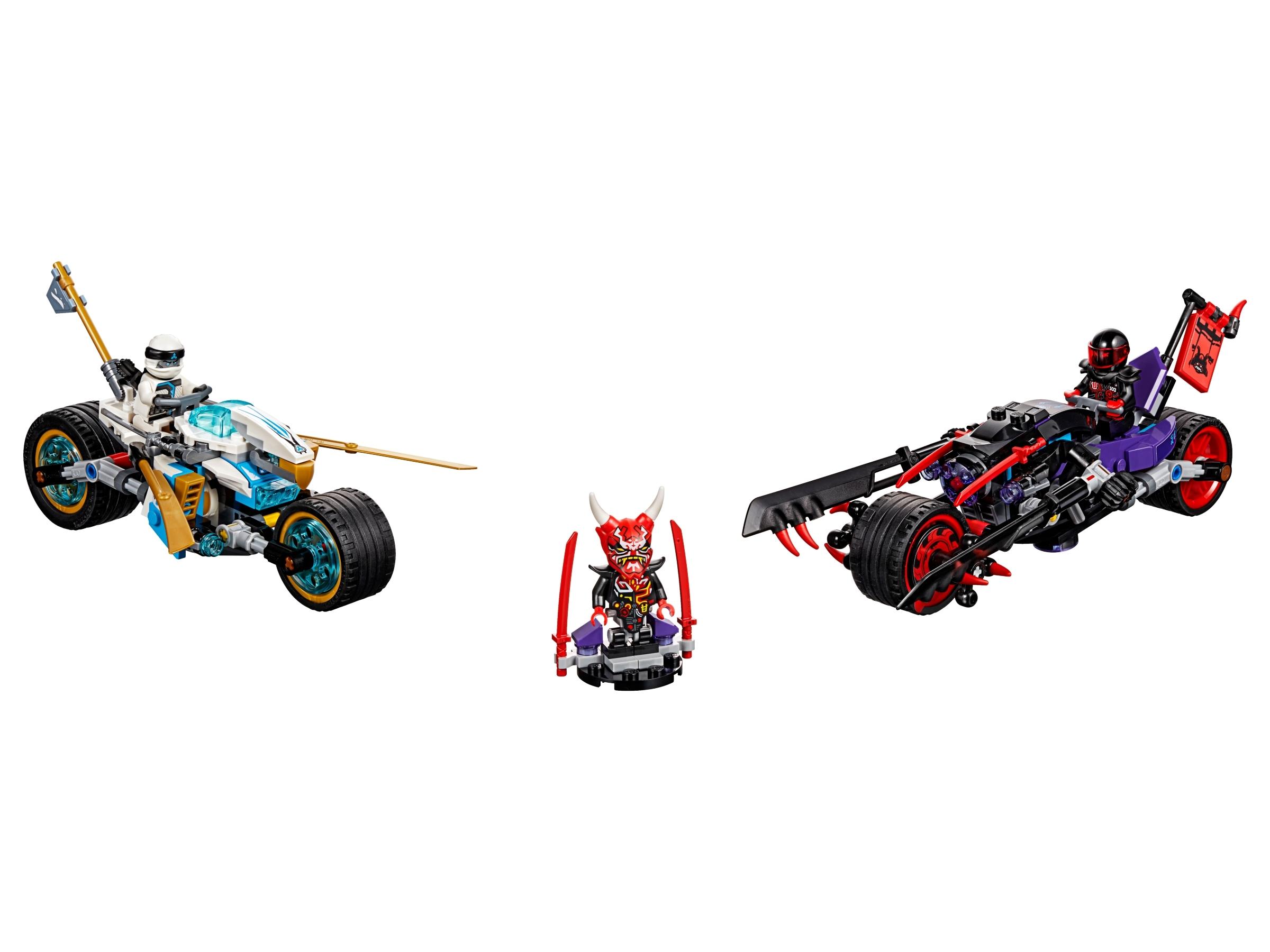 Mr Oni E Mask of Vengeance - Custom Mini Figure LEGO Ninjago
