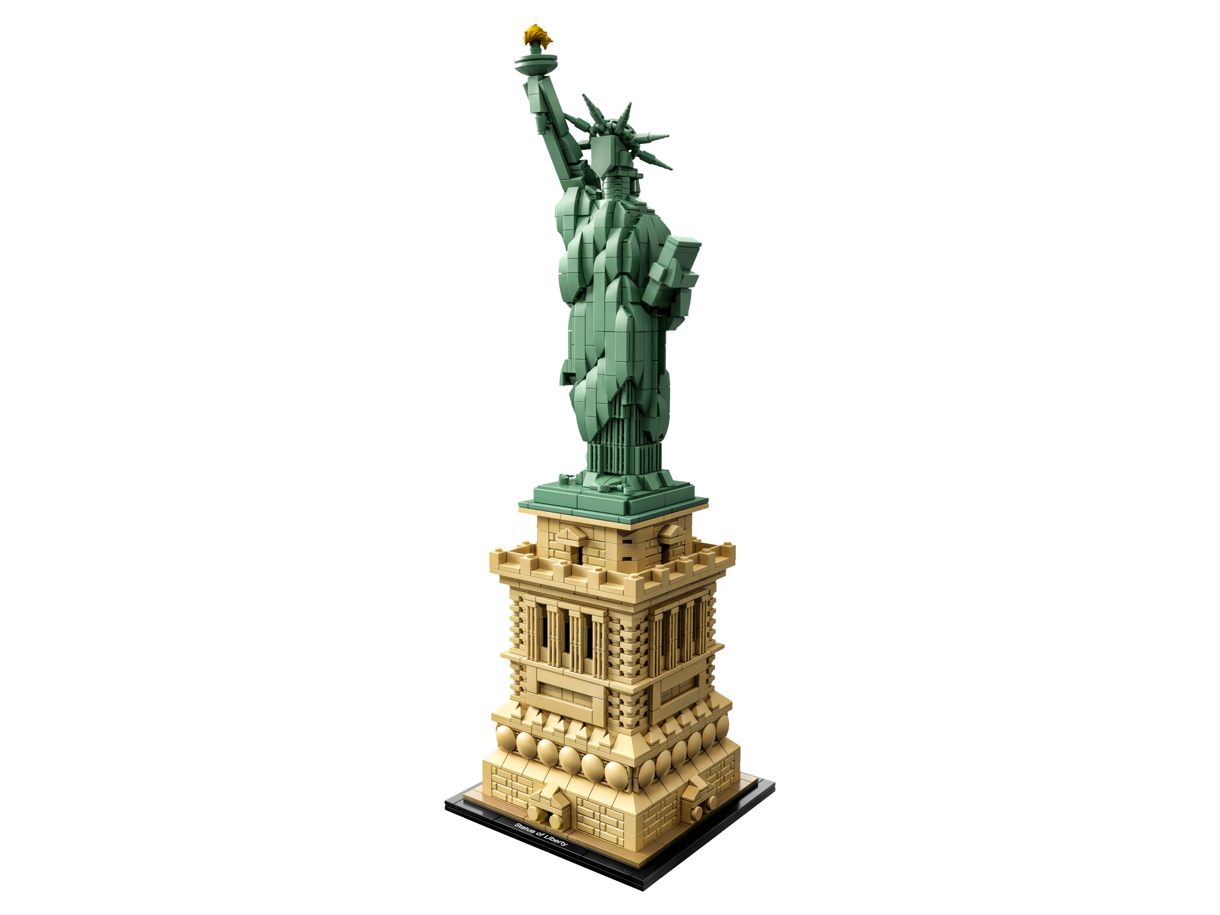 LEGO SERIES 6 LADY LIBERTY MINT CONDITION