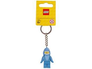 LEGO® Shark Suit Guy Key Chain