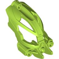 Lime Bionicle Mask Faxon