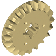 Tan Technic Gear 20 Tooth Bevel