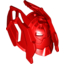 Red Hero Factory Mask (Furno 2013)