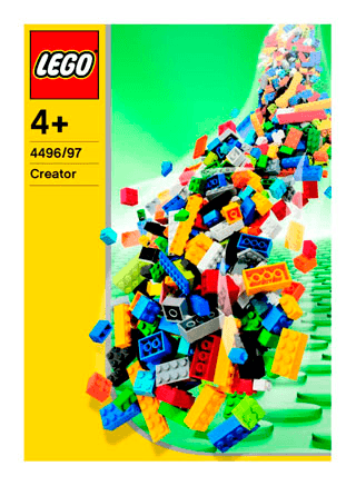 Pretend And Create 4497 Lego Classic Building Instructions