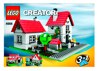 House 4956 lego creator building instructions lego build instr 1031 4956 33 malvernweather Image collections
