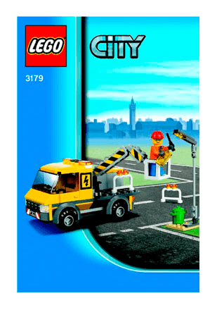 Lego City Airport Building Instructions Lego