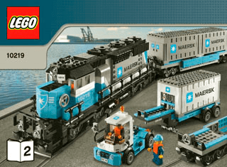 Lego blue express instructions 31054, creator.