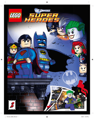 The Batcave 6860 - LEGO Super Heroes - Building Instructions - LEGO.com