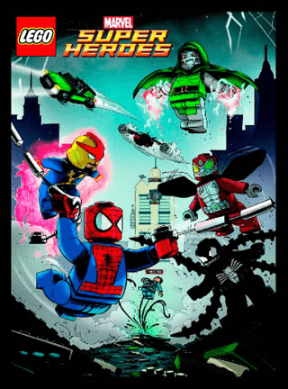 Spider-Man™: Spider-Cycle Chase 76004 - LEGO Super Heroes - Building ...