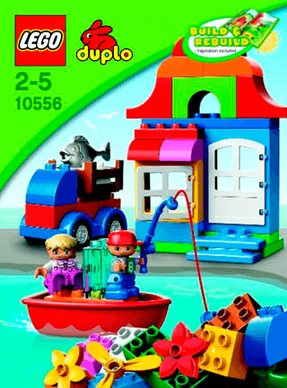 Lego Duplo My First Building Instructions Lego