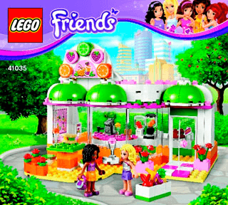 lego 41035 heartlake juice bar lego sets friends mojeklocki24. Black Bedroom Furniture Sets. Home Design Ideas