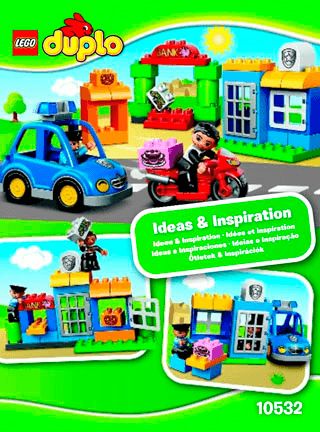 Lego Duplo Town Building Instructions Lego