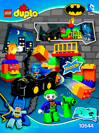LEGO DUPLO Super Heroes - Building Instructions - LEGO.com