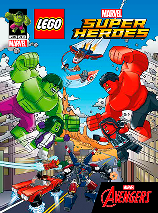 ~~LEGO MARVEL SUPER HEROES 76078 INSTRUCTION MANUALS ONLY Baukästen & Konstruktion