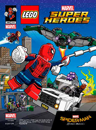 Beware The Vulture 76083 Lego Super Heroes Building Instructions