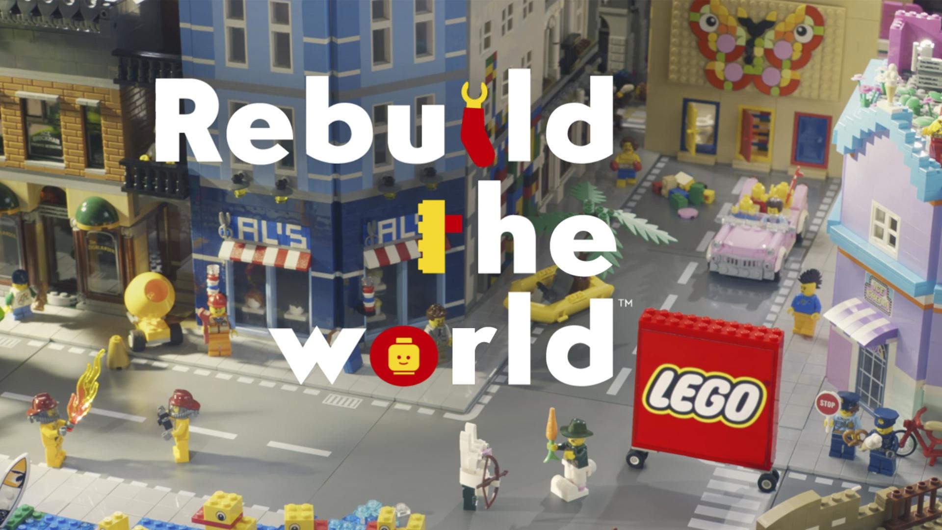 Mira el mundo a través de las creaciones LEGO® de los niños - LEGO.com ES