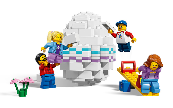 Find Easter gifts in the LEGO® Shop