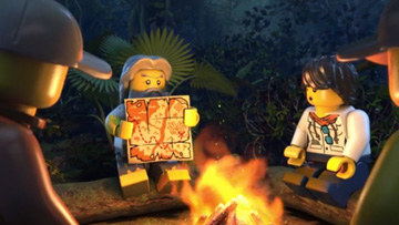Watch the teaser for LEGO City Jungle