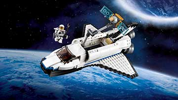 LEGO Creator Space Shuttle