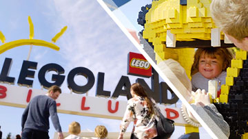 Tips on how to survive in LEGOLAND