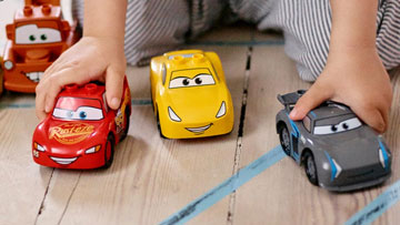 See LEGO DUPLO Pixar Cars 3 products and videos