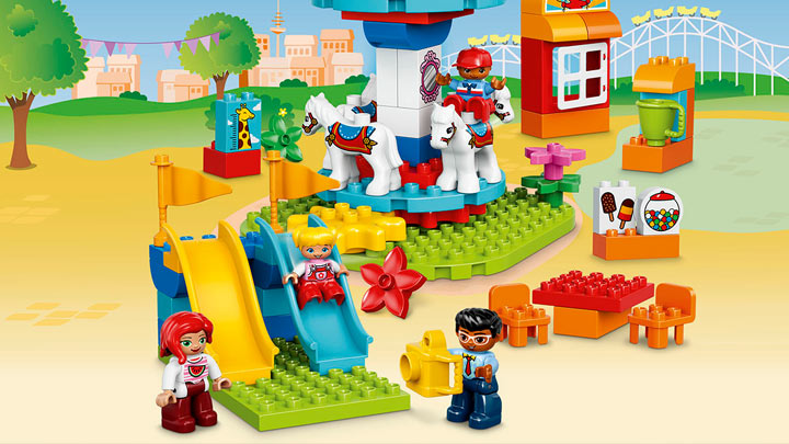 DUPLO - Products - Fairground 2HY Set