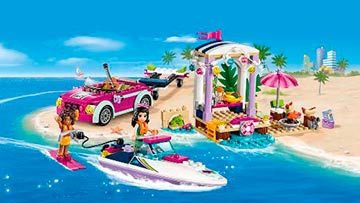 LEGO Friends Speedboat
