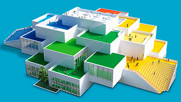 LEGO House For Kids