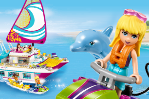 LEGO Friends Event