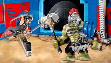 Marvel - Products - Thor 2HY Set