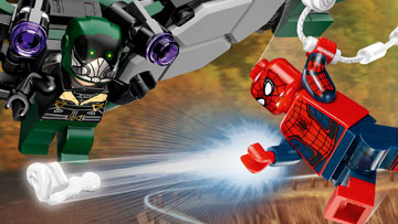 Marvel Spider-Man LEGO Homecoming