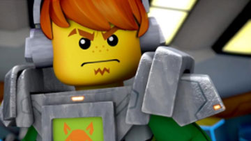 LEGO NEXO KNIGHTS Combo Mission for July