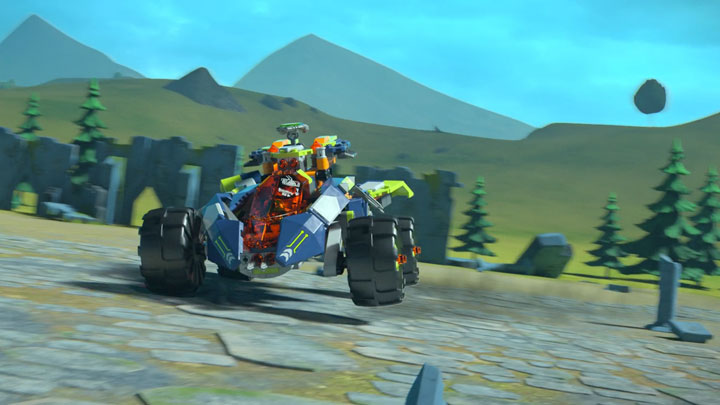 LEGO NEXO KNIGHTS product animation 70355