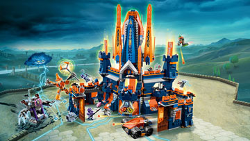NEXO KNIGHTS - Products - Knighton Castle 2HY Sets