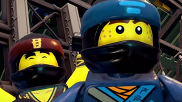 Watch the LEGO NINJAGO Movie videogame trailer