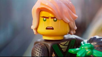 LEGO NINJAGO MOVIE - coming soon