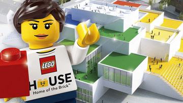 Visit LEGO House for Kids