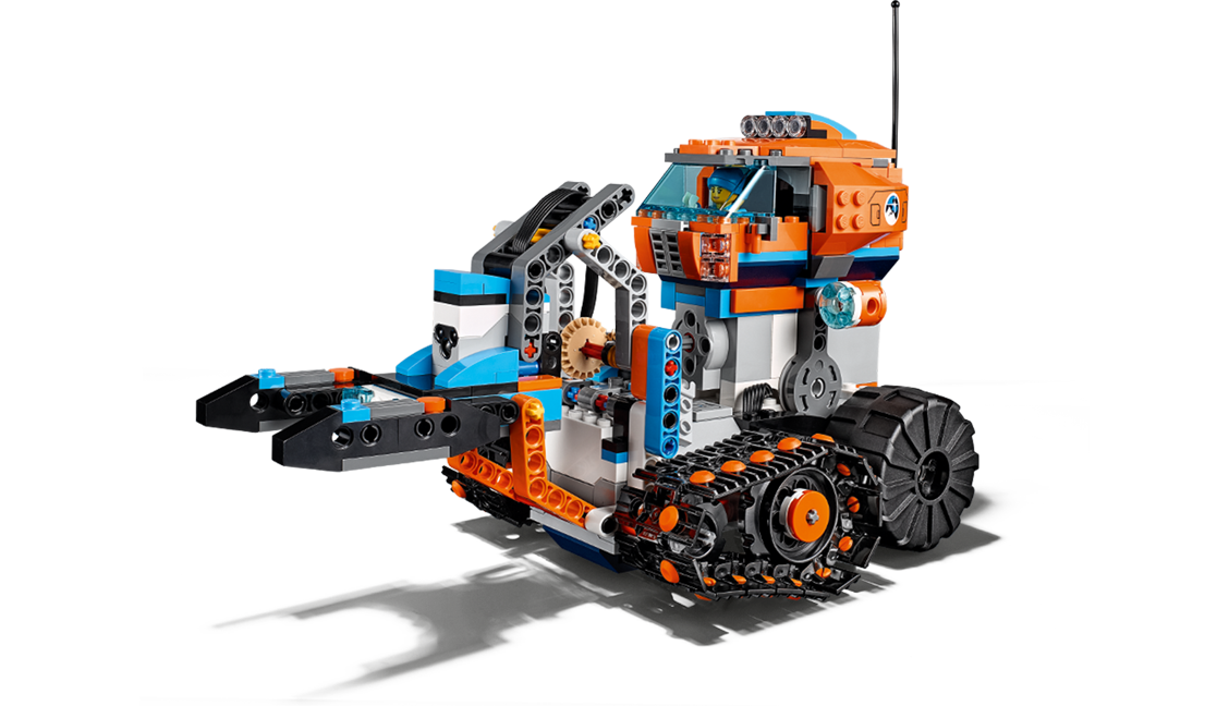 Bring Your Lego City Vehicle To Life With Lego Boost Lego Us