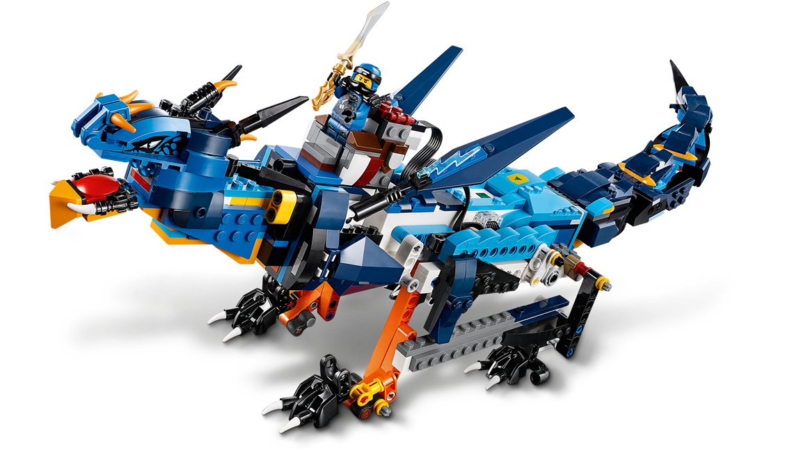 Bring Your Lego Ninjago Dragon To Life With Lego Boost Lego Us
