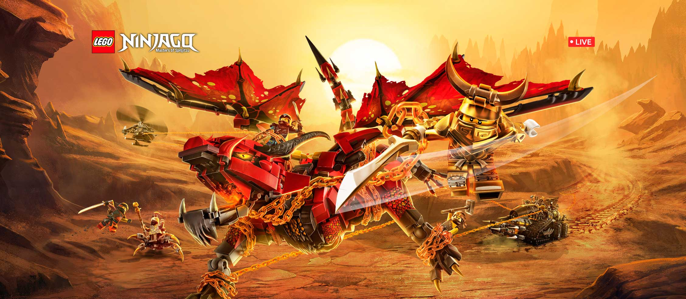 ninjago free the dragons fight the dragon hunters lego com my