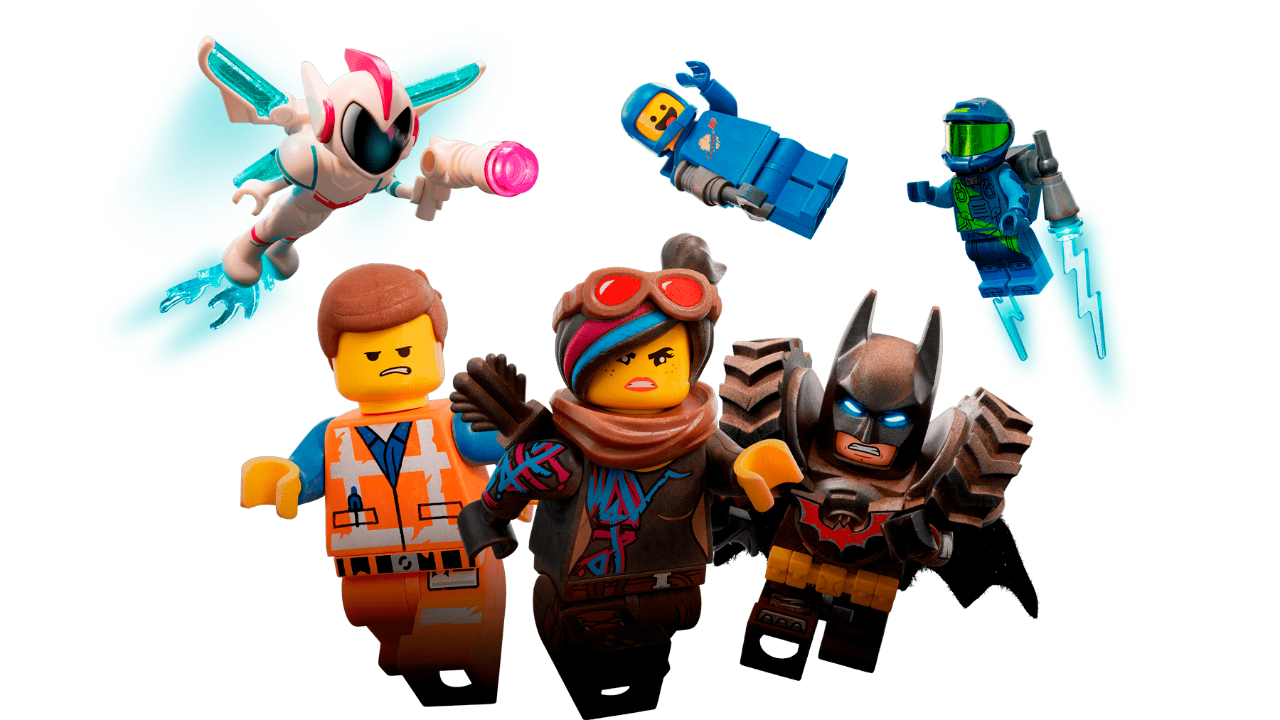 The Lego Movie 2 Time To Go Where No Brick Has Gone Before